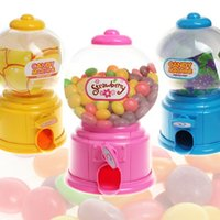 bank money supply - New Mini CuteLovely Baby Candy Storage Box Candy Money Box Piggy Bank Candy Machine Gifts For Kids Toy Party Supplies