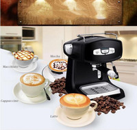Wholesale Commercial and home semi automatic type steam coffee machine bar W pump L coffee maker Italian Style Semi Automatic Hot Drinks Maker