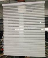 Wholesale Shangri La blinds sheer horizontal window shading tilt lift customized size
