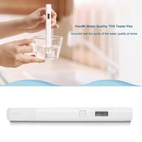Wholesale Xiaomi TDS Tester Water Quality Meter Tester Pen Water Measurement Tool Digital Purity Water quality Tester PTSP