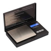 Wholesale 500g g g g Mini Electronic Digital Pocket Scale Jewelry Weighing Balance Blue LCD g gn oz ozt ct dwt