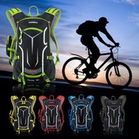 Wholesale Lixada L Water resistant Cycling Bicycle Backpack Ultralight Outdoor Sports Riding Travel Hydration Water Bag with Rain Cover Y1115