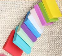 Wholesale 10pcs Rubber Carving Blocks DIY Your Own Rubber Stamps x5x1cm