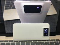 banks supplies - Output A Polymer Mobile Power Supply mAh Travel Portable Power Bank USB External Panel Charging