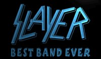 band slayer - LS1544 b Best Band Ever Slayer Neon Light Sign jpg