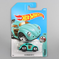 baby dying - Kids hotwheels model vehicle die cast racing car tooned c6 corvette beetle toys hot wheels durable Collections gift for baby boy