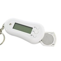 Wholesale UV detector UV meter with keychain time display dropshipping
