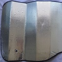 Wholesale Thick aluminum foil Front windshield shades CM g car sunshade