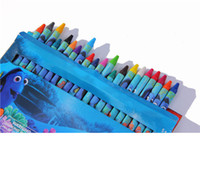 Wholesale Cra yons color pack student kid children painting coloring very cute crayons crayons crayons students graffiti