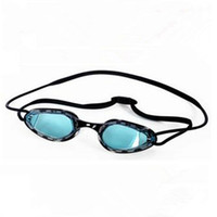Wholesale Waterproof Anti fog Double Strap Sports Swimming Goggles Colour Swimming Sunglesses Swimming Goggles For Adult
