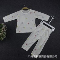air conditioning specials - summer children s pajamas Home Furnishing clothing baby thin air conditioning service Home Furnishing special offer