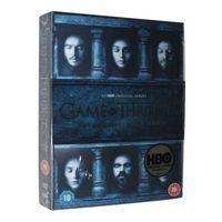 Wholesale Hot Game of thrones season UK version region2 DVD Player Boxset New cheap price
