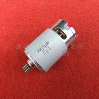 Wholesale Wholsaler Universal Charge electric drill motor DC10 v teeth General electric drill tool motor