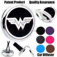 Cheap Lockets Car Diffuser Lockets Best USA,AU Unisex Stainless Steel Car Diffuser Lockets
