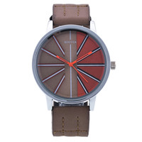 avant garde watch - Avant garde Men s Watches Luxury Brand ROSIVGA Fashion Cool Creative Design Leather Watch Band Casual Business Quartz Clock Wrist Watches To