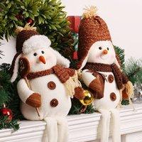 best media desktop - Enfeite De Natal Christmas Snowman Doll Toy Desktop Ornaments Best Christmas Gifts for Girls Christmas Decorations for Home