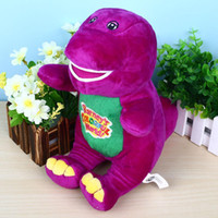 barney puppet - Singing Barney quot I LOVE YOU Plush Doll Toy Gift For Kids Child Girls