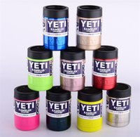 Wholesale 2016 OZ high quality colorful YETI cups stainless steel Copy YETI Rambler Tumbler vaccum insulated cups mugs