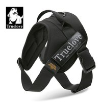 Wholesale New Arrival Outdoor Dog Harness Super Quality Small to Large Dog Harness Vest M Reflective Pitbull Golden Retriever XXS XL