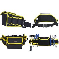 Wholesale Waist Tool Bag Canvas mm Electrician Portable Bags D Oxford Waterproof Thicken