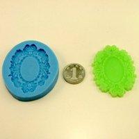Wholesale Nicole Mini silicone mold F0047 single hole x3 CM sugar candy chocolate ice mold clay