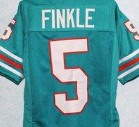 authorized green - RAY FINKLE ACE VENTURA MOVIE MIAMI FOOTBALL JERSEY AUTHORIZED SEWN ANY SIZE