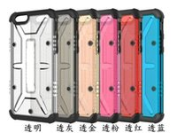 Wholesale Shockproof in1 Hybrid Heavy Duty Urban Desert Woodland Defender Armor Hard Case For Apple iPhone S plus