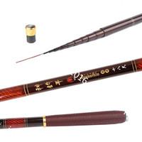 Wholesale Pisfun M Stream Fishing Rod Carbon Fiber Telescopic Fishing Rod Ultra Light Carp Fishing Pole