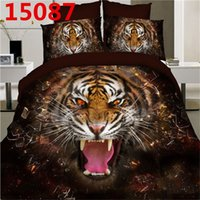 Wholesale Foreign trade printing kit D color ultra clear version of big manufacturers selling bedding suite linens Pillowcase
