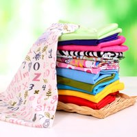 Single Package minky baby fabric - Waterproof Baby Diaper Bags Many Colors Printed Baby Bag for Mom PUL Minky Fabric Wet Bag Handle Nappy Bags