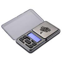Wholesale by DHL FEDEX g g Digital Electronic Jewelry Diamond Pocket Scale with retail box