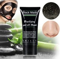 Wholesale SHILLS Deep Cleansing Facial Masks Black Mask Purifying Peel off Face Skin Care Nose Black Head Pore Peels