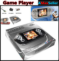 Cheap PMP 4S Game Players Best 2.6 Inch 64 Bit 2GB Video Game