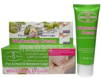 Wholesale DHL safe Aichun beauty armpit Whitening cream specially and between legs specail formula armpit whitener Women Gift