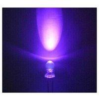Wholesale X MM Round nm UV led NM UV LED Wavelength Short legs