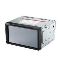 Wholesale 7 Inch Universal Din Car DVD USB SD Player HD Multimedia Bluetooth Radio Entertainment