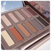 Wholesale 2016 NEW Urban Ultimate Basics All Matte Eyeshadow Lidschatten matte Farben Matte Eye Shadow color Palette DHL free