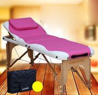 Wholesale One Piece Hand Massage Table Section Massage Service Equipment Weight Loss Slimming Massage Tables