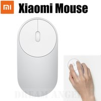 Wholesale IN STOCK New Original Xiaomi Mi Portable Mouse g ABS Xiaomi Mouse for Windows