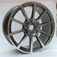 Wholesale MDD Cayenne inch J PCD ET Car Rims high quality Aluminum rims for SUV or sports car modification