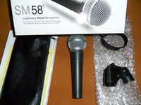 Wholesale LOW discount new mic Wired microphones S L HIGH QUALITY