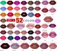 Wholesale 2017 lower price color kylie lipgloss velvet matter lipstick red velvet lana blonine mercury DHL