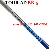 Wholesale TOP TOUR AD BB5 men s Graphite Regular Flex or Stiff flex shaft Golf Clubs TOUR AD Shaft Inch
