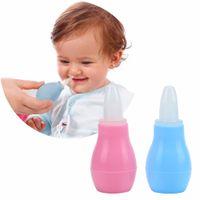 aspirator tip - Newborns Kids Nasal Vacuum Mucus Suction Aspirator Soft Tip Runny Nose Cleaner
