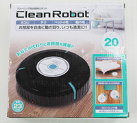 Canister auto supply japan - 2017 news Random Smart Cleaner Robot Mop Automatic Dust Cleaner AUTO CLEANER ROBOT Japan sweeping robot toy automatic sweep lazy supplies