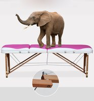 Wholesale Newly Portable Momery Foam Massage Bed Health and Beauty Care Bed Anti Fatigue Massage Table One Piece