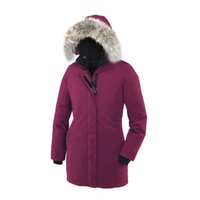 Wholesale Brand Womens Victoria Winter Thick Warm Fashion Slim Fit Long Coat Outdoor Windproof Fur Collar Hooded Arctic Expedition Parka Coats