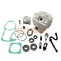 Wholesale Garden Tools Chainsaws New mm Cylinder Piston Kits for Stihl MS360 Chainsaw w Decom Port