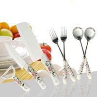 ceramic knife - 7 Pieces Sets knife ECO Friendly Ceramic Knife Kitchen Knives High Grade Kitchen tools Dining Fruit Knife