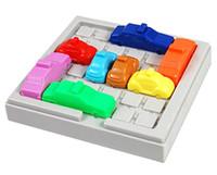 Classic Quality IQ Puzzle Brain Teaser Jeu éducatif Logic Puzzles Jouet pour enfants Adultes 160 Défis